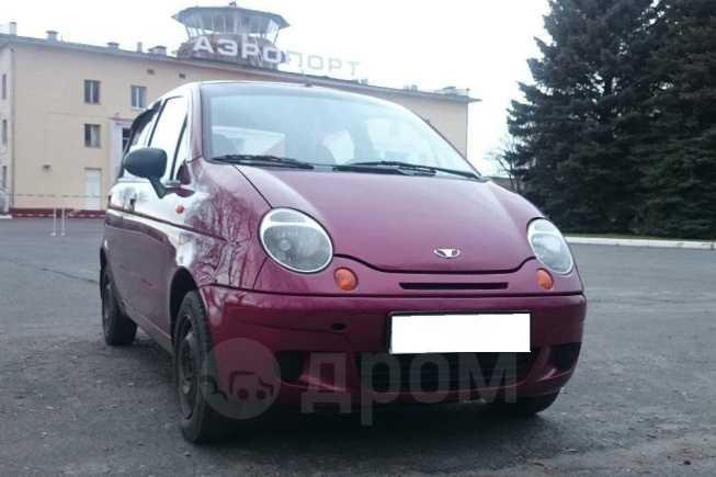 Daewoo Matiz, 2011 год, 137 000 руб.