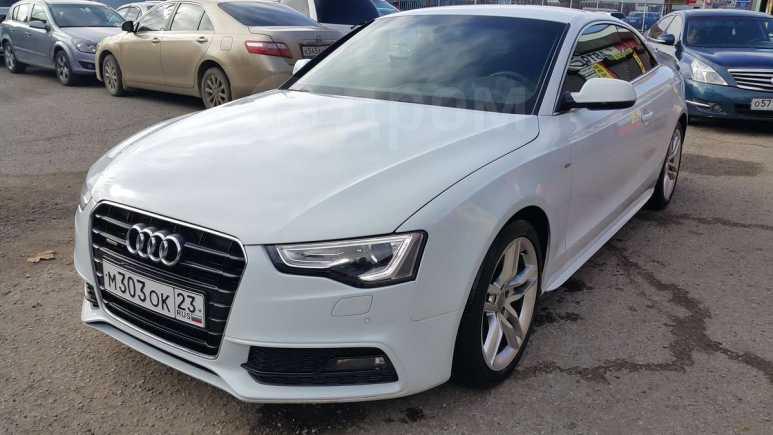 Audi A5, 2014 год, 1 390 000 руб.