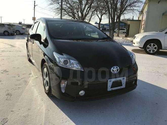 Купить Тойота приус, цены на автомобиль Toyota Prius в ...