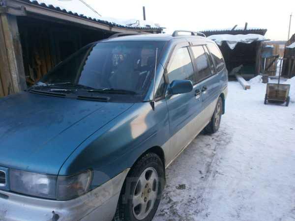 Nissan Prairie, 1996 год, 50 000 руб.