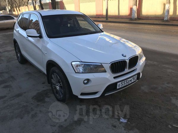 BMW X3, 2013 год, 1 500 000 руб.