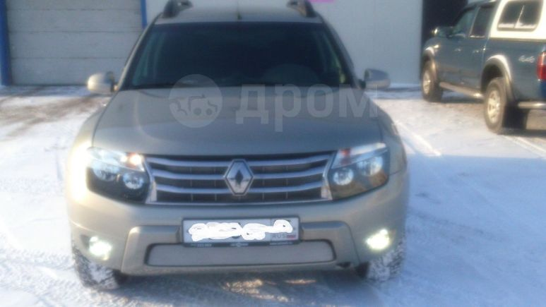 Renault Duster, 2014 год, 685 000 руб.