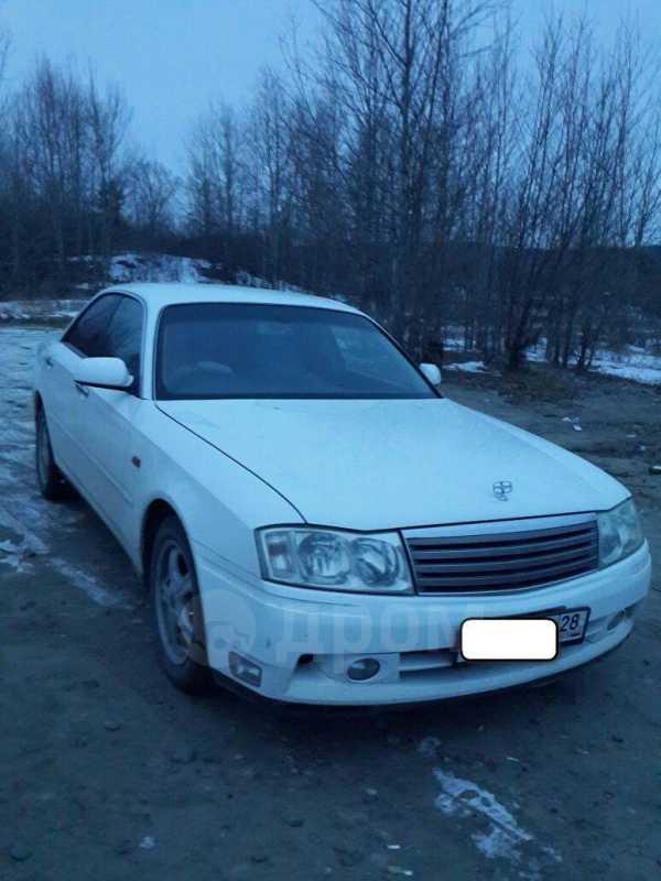 Nissan Gloria, 2000 год, 195 000 руб.