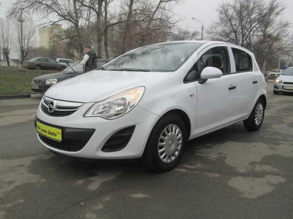 Opel Corsa, 2012 год, 435 000 руб.