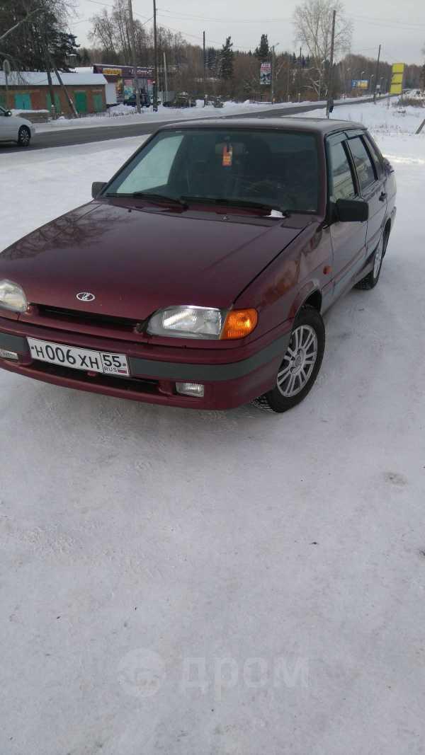 Лада 2115, 2005 год, 135 000 руб.