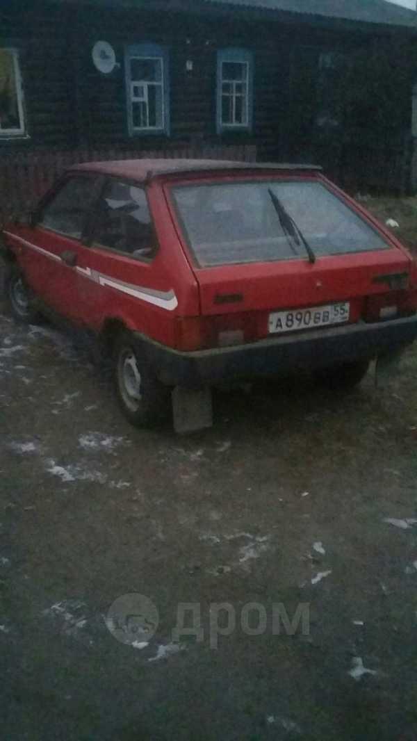 Лада 2108, 1986 год, 30 000 руб.