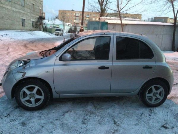 Nissan March, 2009 год, 160 000 руб.