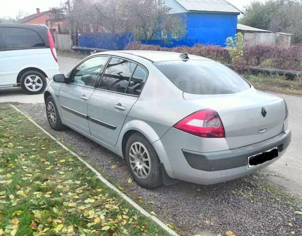 Renault Megane, 2005 год, 268 000 руб.