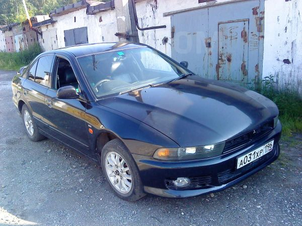 Mitsubishi Galant, 2000 год, 160 000 руб.