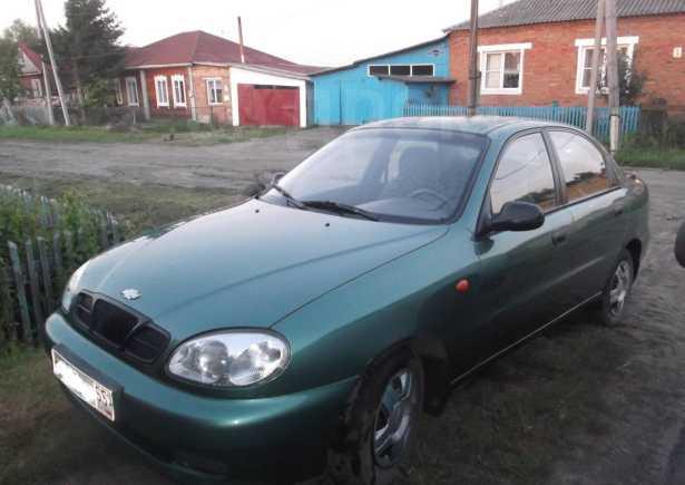 Chevrolet Lanos, 2005 год, 120 000 руб.