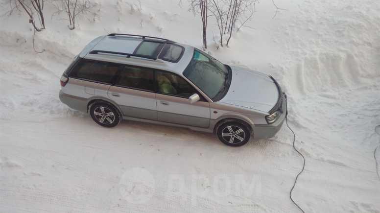 Subaru Outback, 2002 год, 350 000 руб.