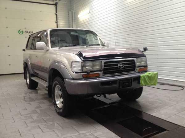 Toyota Land Cruiser, 1996 год, 820 000 руб.