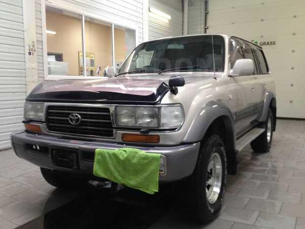 Toyota Land Cruiser, 1996 год, 760 000 руб.