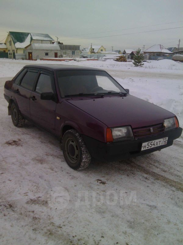Лада 21099, 1996 год, 70 000 руб.