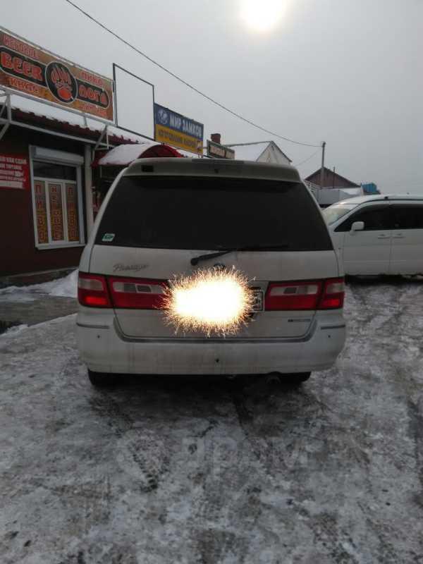 Nissan Presage, 2001 год, 210 000 руб.