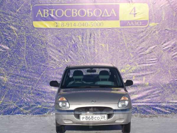 Daihatsu Storia, 2001 год, 140 000 руб.