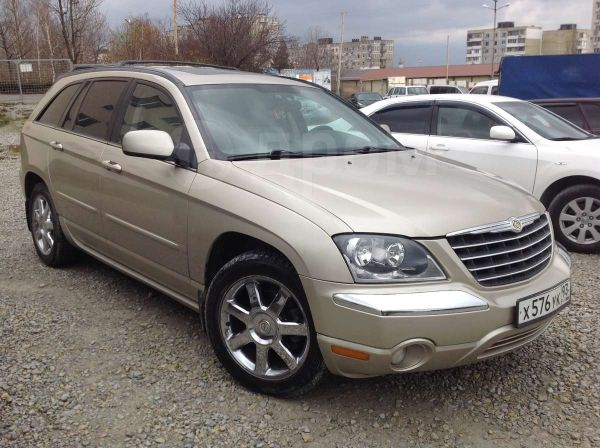 Chrysler Pacifica, 2007 год, 850 000 руб.