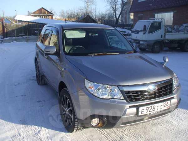 Subaru Forester, 2011 год, 1 100 000 руб.