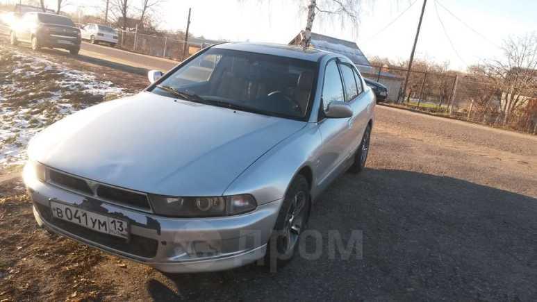 Mitsubishi Galant, 1998 год, 200 000 руб.