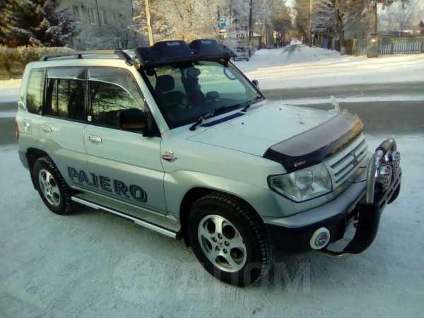 Mitsubishi Pajero iO, 1998 год, 385 000 руб.