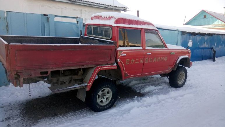Nissan Safari, 1989 год, 400 000 руб.