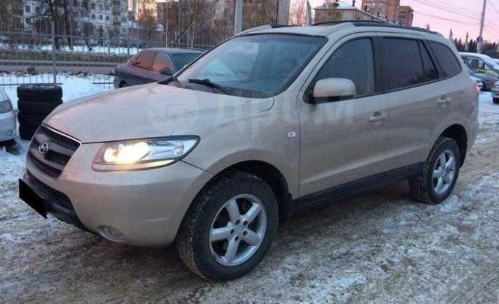 Hyundai Santa Fe, 2006 год, 560 000 руб.