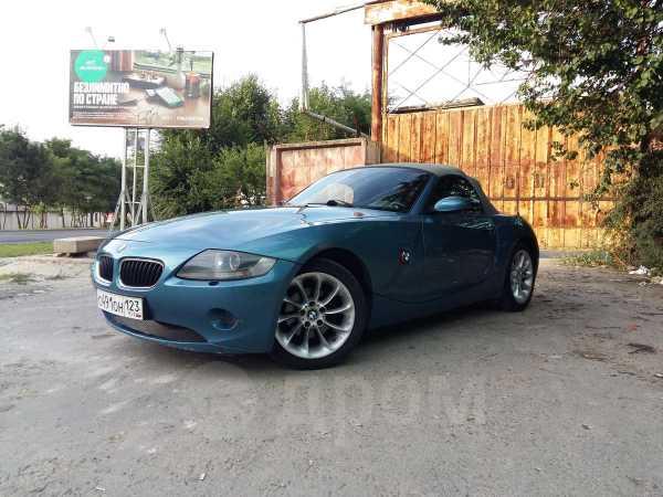 BMW Z4, 2003 год, 550 000 руб.