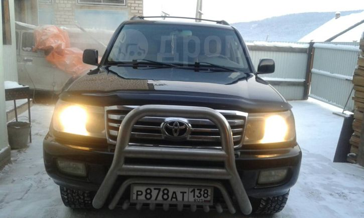 Toyota Land Cruiser, 2002 год, 999 999 руб.