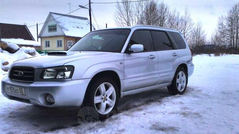 Subaru Forester, 2002 год, 430 000 руб.