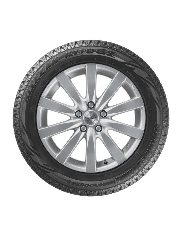 Зимняя шина Bridgestone Blizzak Revo GZ 215/55 R16 93S - фото 11