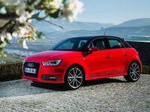Audi A1 рестайлинг 2015, хэтчбек, 1 поколение, 8X