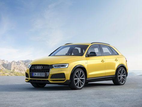 Audi Q3 (8U) 09.2016 - 03.2019