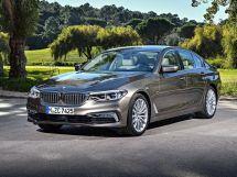 BMW 5-Series 2016, седан, 7 поколение, G30