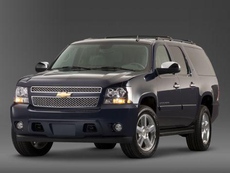 Chevrolet Suburban (GMT900) 01.2006 - 12.2013