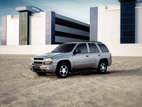 Chevrolet TrailBlazer (GMT360) 09.2005 - 07.2010
