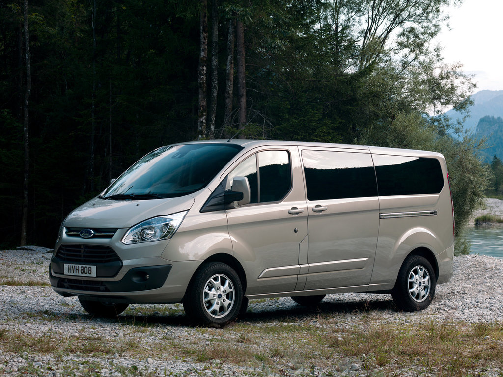 ford transit custom характеристики