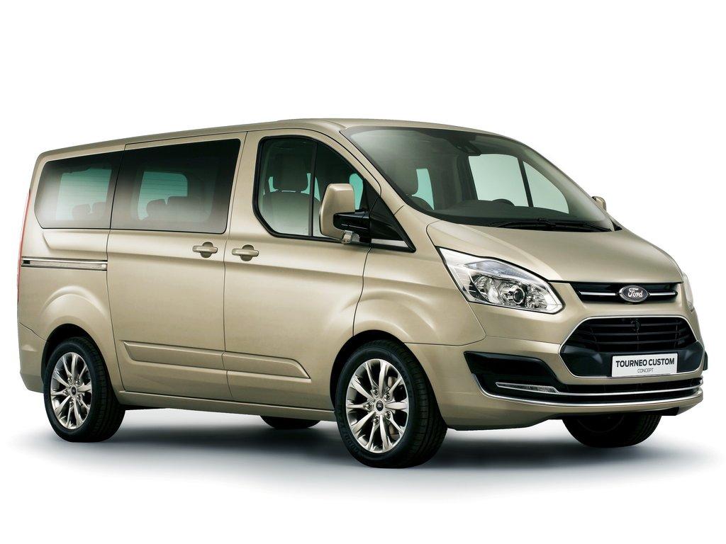 ford tourneo 2014 технические характеристики
