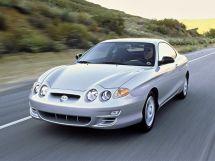 Hyundai Tiburon рестайлинг 1999, купе, 1 поколение, RD2