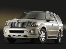 Lincoln Navigator 2003, suv, 2 поколение