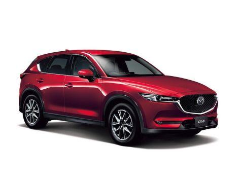 Mazda CX-5 (KF) 11.2016 -  н.в.