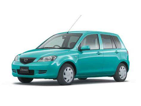 Mazda Demio (DY) 08.2002 - 03.2005