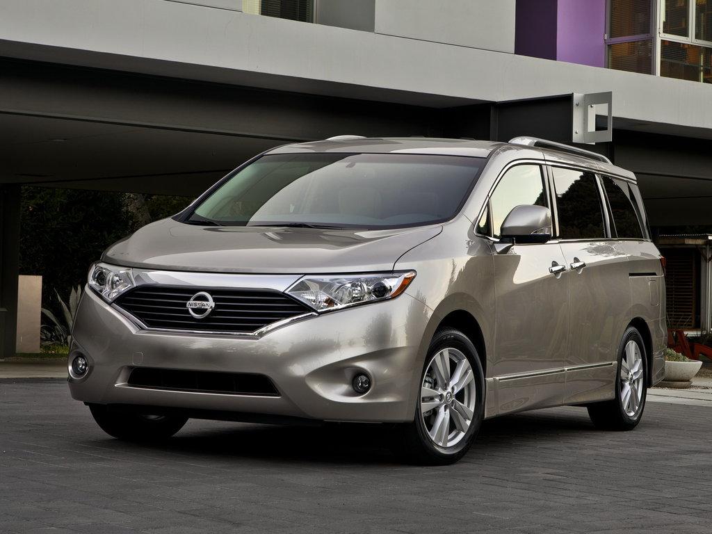 Nissan quest review