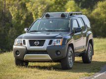 Nissan Xterra рестайлинг, 2 поколение, 01.2009 - 12.2015, Джип/SUV 5 дв.