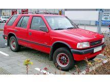 Opel Frontera рестайлинг 1995, джип/suv 5 дв., 1 поколение, A