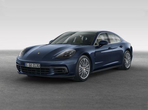 Porsche Panamera  07.2016 - 11.2020
