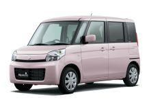 Suzuki Spacia 2013, хэтчбек 5 дв., 1 поколение