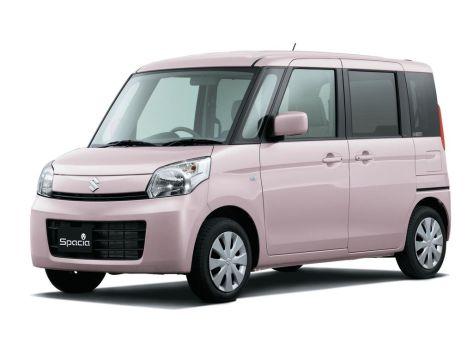 Suzuki Spacia  03.2013 - 04.2015