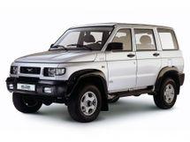 УАЗ Симбир 1997, suv, 1 поколение, УАЗ-3162