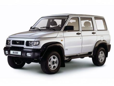 УАЗ Симбир (УАЗ-3162) 08.1997 - 07.2005