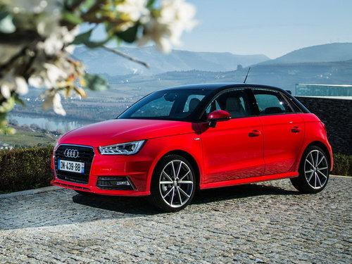 Audi A1 2014 - 2016